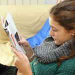 Nakon čitanja ženskih časopisa, djevojke misle da bi trebale na dijetu