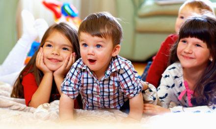 Kako djeca doživljavaju ono što vide na televiziji – od 1. do 18. godine