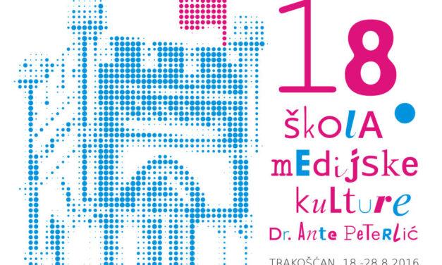 Prijave za Školu medijske kulture Dr. Ante Peterlić