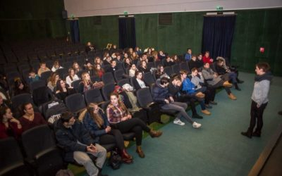 Nastava Filmske umjetnosti u kinu Tuškanac