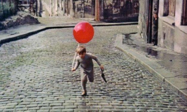 Crveni balon: filmska bajka o prijateljstvu