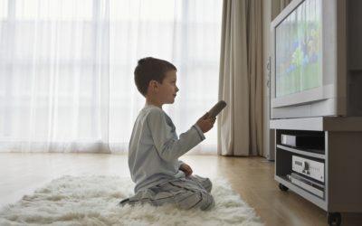 Čim se probudi, dijete želi gledati crtiće