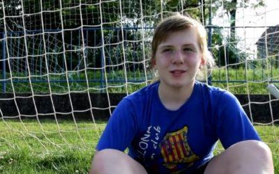 Više od igre: kako mlada nogometašica pobjeđuje predrasude