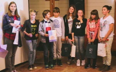Nagrađeni najbolji filmaši iz hrvatskih osnovnih škola