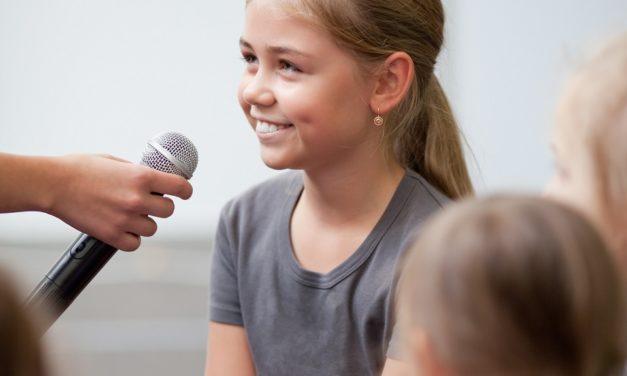 Djeca kao sugovornici, suradnici i suautori u radijskim i TV emisijama