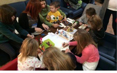 Filmovi i kreativne radionice za djecu u kinu Tuškanac