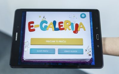 Digitalna tehnologija u službi djece s teškoćama u razvoju