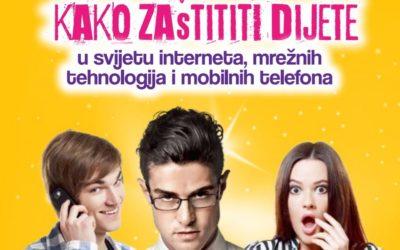 Brošura o sigurnosti na internetu za osnovnoškolce i njihove roditelje