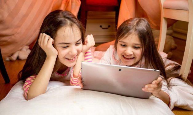 7 načina kako pomoću interneta zainteresirati djecu za čitanje