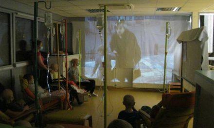 'Djeci u bolnici donosimo filmski svijet u kojem je sve moguće'