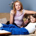 Prisutnost roditelja tijekom gledanja televizije mijenja rad djetetova mozga