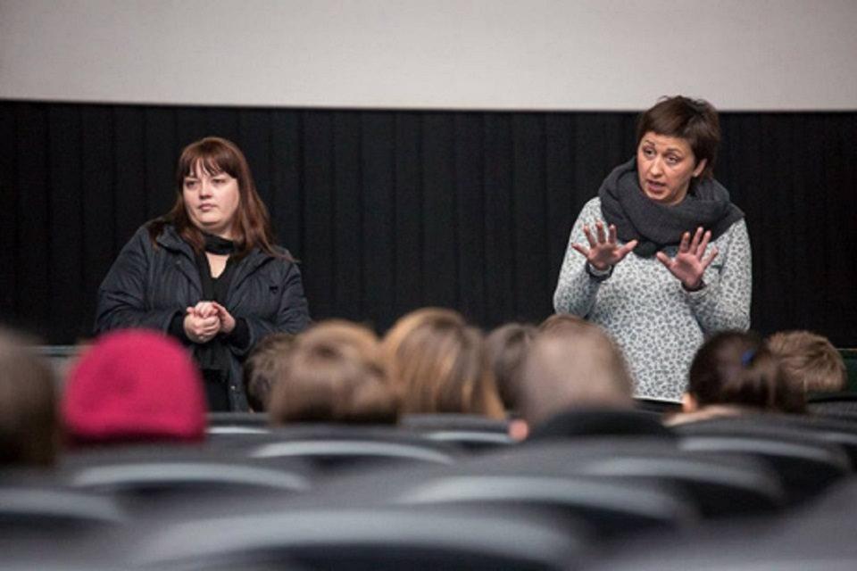 Zimski praznici u kinu Tuškanac: Nastava filmske umjetnosti
