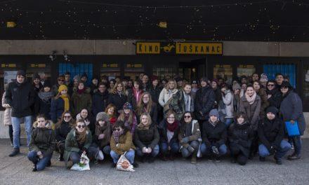 Ovi mladi ljudi praznike su proveli učeći o filmu