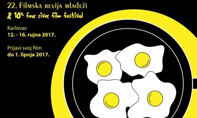 Prijave filmova na 22. Filmsku reviju mladeži i 10. Four River Film Festival