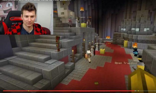 Moj sin igra Minecraft i želi biti YouTuber