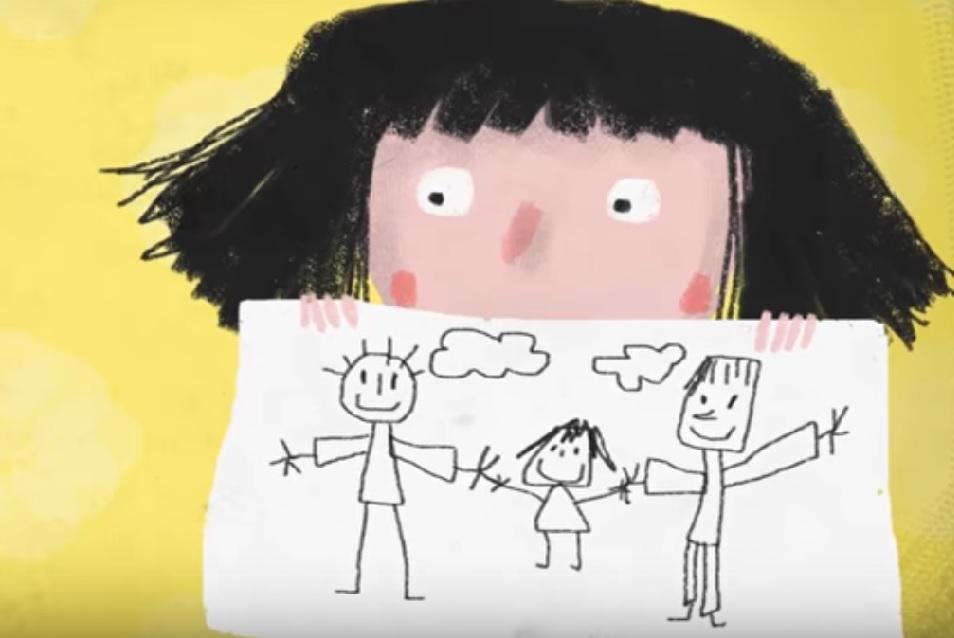 Animirani film o različitim obiteljima