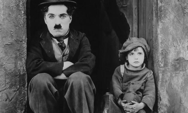 Mališan: crno-bijeli, nijemi film u kojem će djeca uživati punim plućima