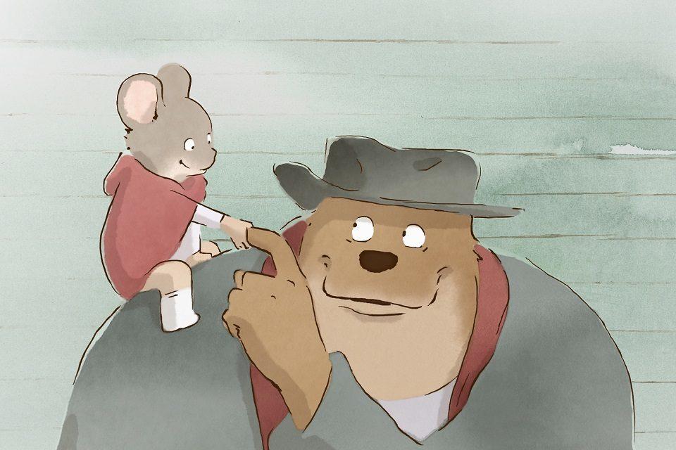 Ernest i Celestina: Jedan zaista poseban animirani film