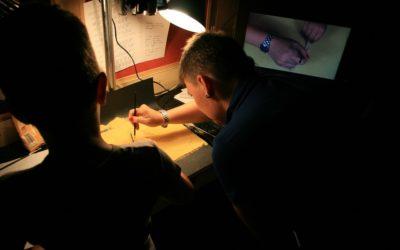 Kreativna radionica scenarija za djecu na osječkoj Filmskoj RUNDI