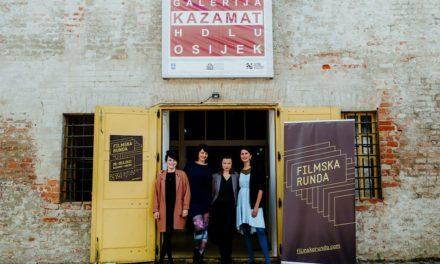 Kreće Filmska RUNDA – revija hrvatskih kratkometražnih filmova u Osijeku