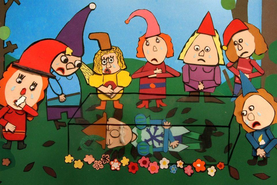 Pahuljac i sedam patuljčica: animirana bajka s temom rodne jednakosti