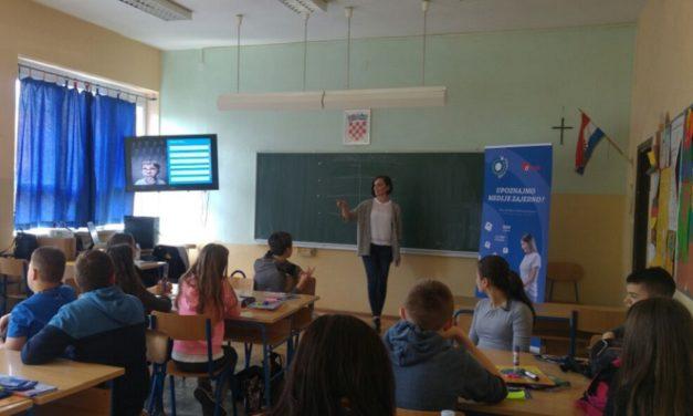 Projektu Djeca medija europska nagrada za medijsko obrazovanje