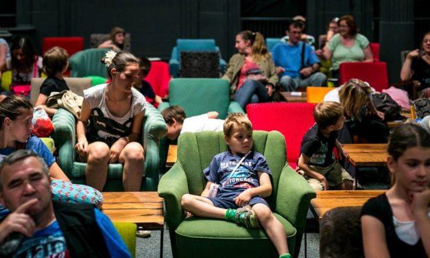Besplatni ljetni programi za djecu u kinu Bibijada