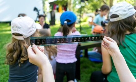 Filmska početnica: ciklus besplatnih radionica za osnovnoškolce