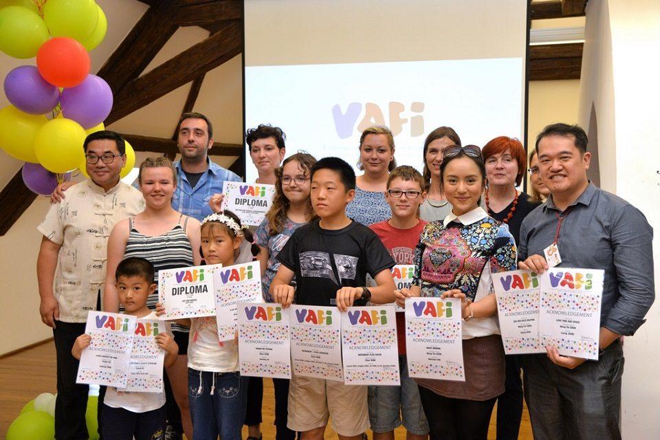 Nagrade najboljim malim animatorima na 8. VAFI-ju