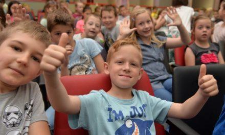 Animirani filmovi od djece i za djecu na 8. VAFI-ju