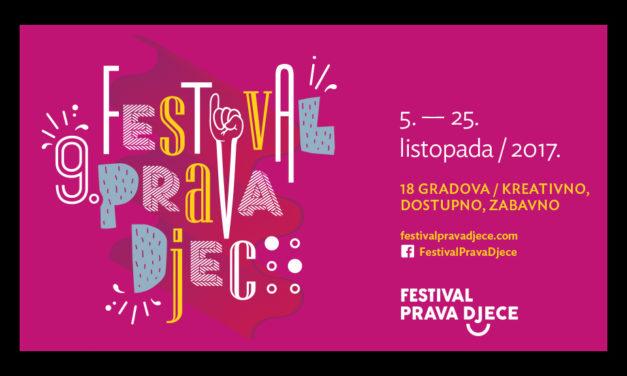 Festival koji slavi stvaralaštvo djece i mladih i jednaka prava za svu djecu