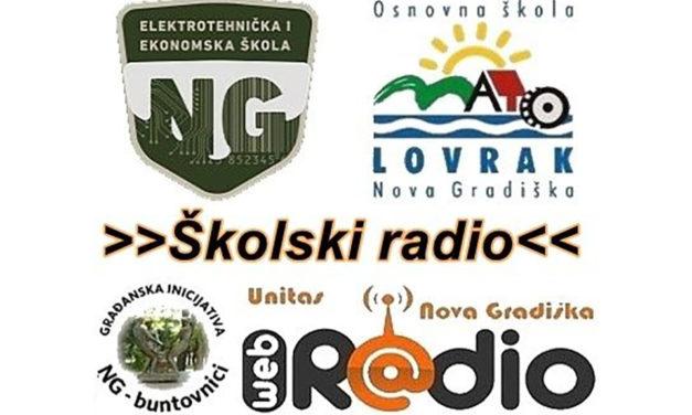 U Novoj Gradiški pokreću školski internet radio