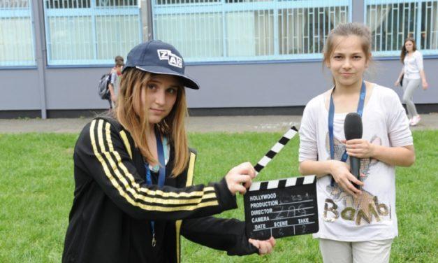 Snimajući filmove djeca uče i o prihvaćanju različitosti