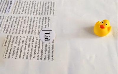 Što je novinarska patka?