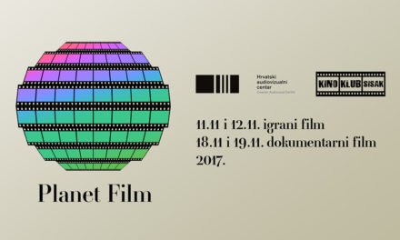 Planet film: filmska radionica za sisačke osnovnoškolce i njihove nastavnike