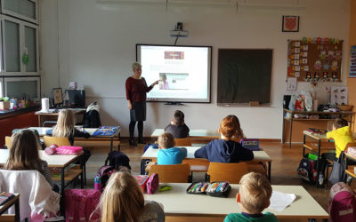 'Od prvog razreda djecu potičem na kritičko razmišljanje o medijima'