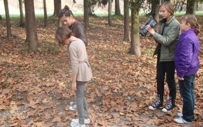 Od ideje do premijere: kako snimiti film u školi