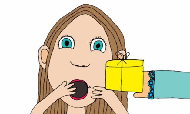 Lica od skica: radeći ovaj animirani film, djeca su istraživala svoje emocije
