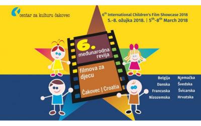 Međunarodna revija filmova za djecu u Čakovcu