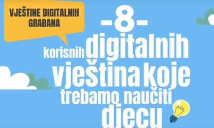 Digitalne vještine kojima trebamo podučavati djecu već od vrtića