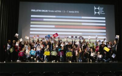 Na proljetnom ciklusu Filmske naSTAVe u kinu Tuškanac više od 150 polaznika