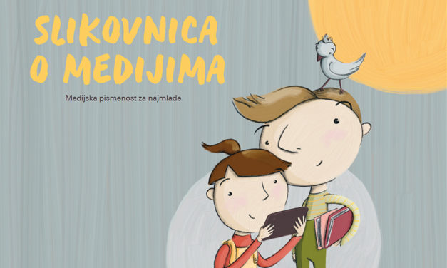 Prva hrvatska slikovnica o medijskoj pismenosti za najmlađe