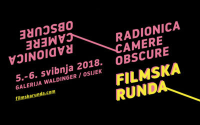 Besplatna radionica Camere Obscure u Osijeku