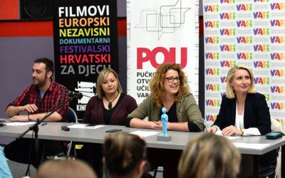 Internacionalni festival animiranog filma djece i mladih u Varaždinu i Rijeci