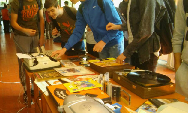 Radionice, izložba i kviz o medijima u školskoj knjižnici
