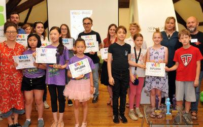 Dodjelom nagrada animiranim filmovima djece i mladih završio 9. VAFI & RAFI