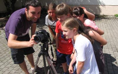 Ljetne radionice Filmsko-kreativnog studija VANIMA