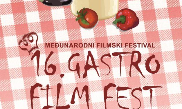 16. Gastro film festival u Osijeku