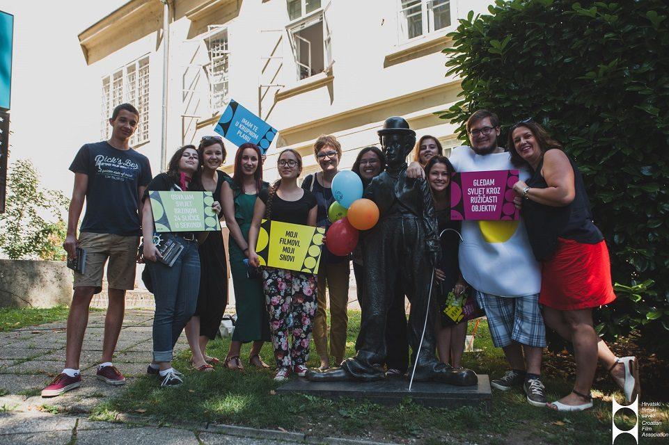 Pozdrav ljetu u Hrvatskom filmskom savezu