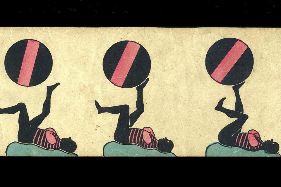 Tromost oka i iluzija pokreta: kratka povijest optičkih igračaka
